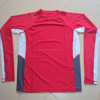 Gym Apparel Polyester Spandex Sports Compression