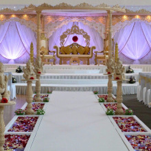 Wooden Wedding Mandap