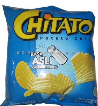 Chitato cheese snack