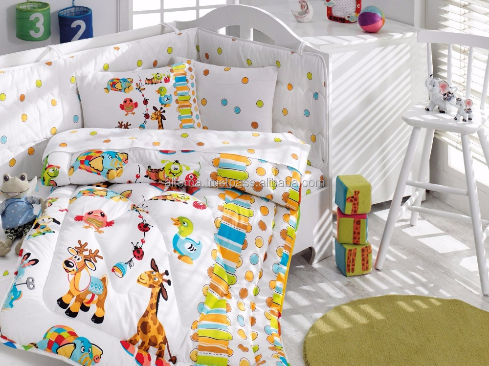 Baby Bedding Set Oyun Bahcesi