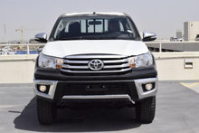 2017 MODEL TOYOTA HILUX DOUBLE CAB PICKUP 4X4 2.4L DIESEL AUTOMATIC