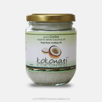 Organic White Coconut Oil