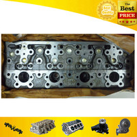 Excavator Engine Cylinder Block 4D120 Engine block