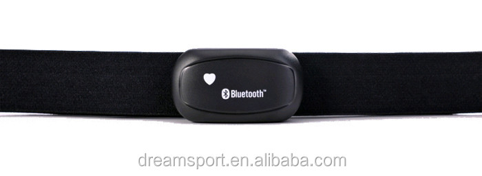 New launching Heart rate monitor chest strap Soft Bluetooth Heart Rate Sensor