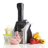 Kawachi Frozen Fruit Yogurt and Ice Cream Treat Dessert Maker Machine