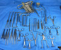 APPENDECTOMY and Hernia INSTRUMENTS SET 25 Pcs Medical Surgical Tools SURGICAL INSTRUMENTS