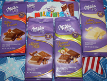 100% MILKA CHOCOLATE 100G/300G ALL FLAVOURS
