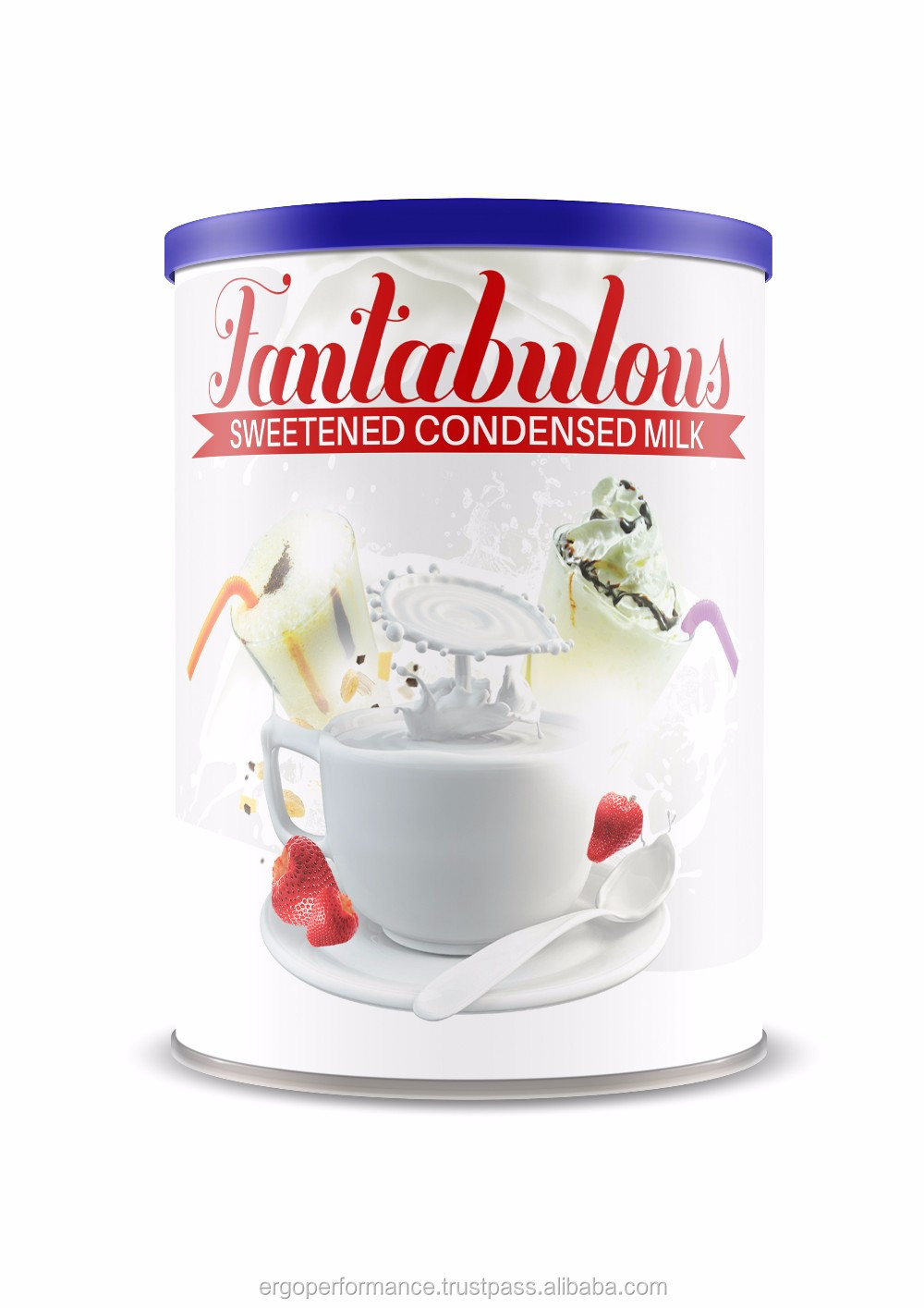 Fantabolous Evaporated Milk 160g , 400 g