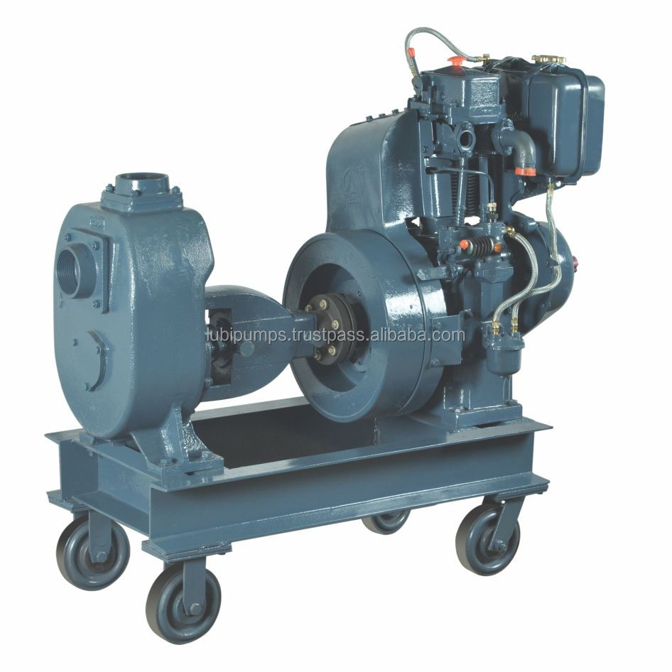 LUBI BRAND SELF-PRIMING MUD PUMP