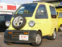 Right hand drive and Reasonable auctions japanese cars with Good Condition Daihatsu Midget 2 cargo 1997 used car