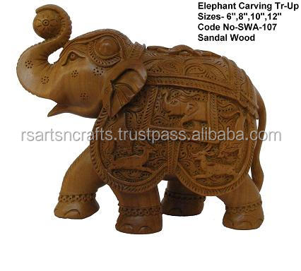 Sandalwood Elephant