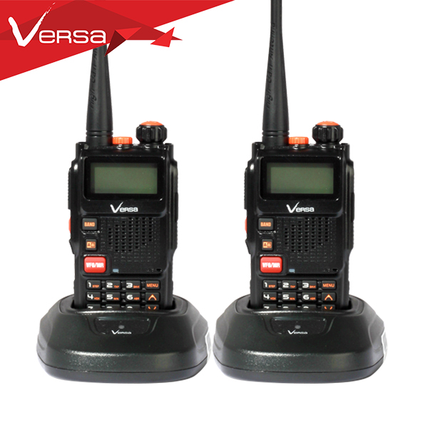 Top Quality Versa DUO 5W Dual Band Radio