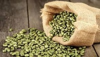 Organic Green coffee beans wholesale.