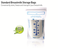 UNIMOM Standard Breastmilk Storage Bag