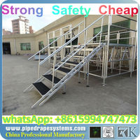 BEST mobile outdoor stage for truss from china,mobile trailer led tv