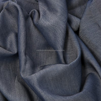 Cotton denim fabric for garment and sportswear