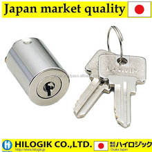 High quality LAMP Cylinder push lock for sheet metal 2160B-D SUGATSUNE Japanese market products