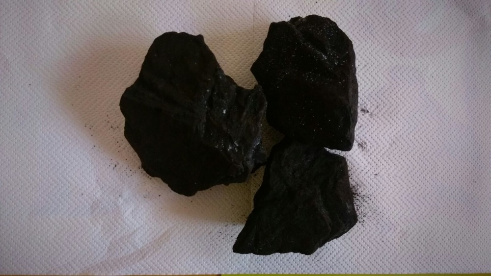 ROCK AND STESM ENERGY COAL