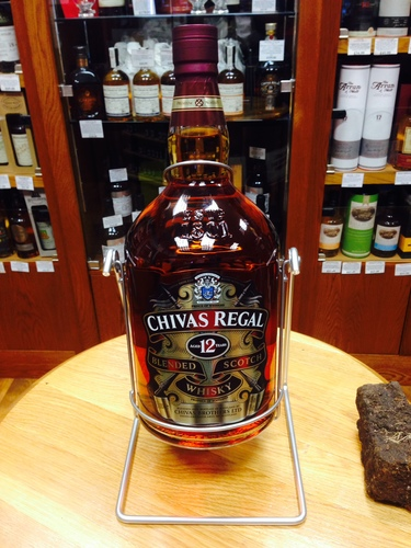 Chivas Regal Blended Scotch Whisky Age 12