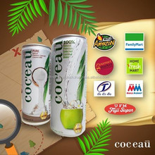 100% Coconut water without pulp