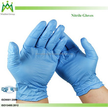 Industrial/Work/Laboratory/ Examination Use Latex Free Gloves/Powder Free Nitrile Gloves