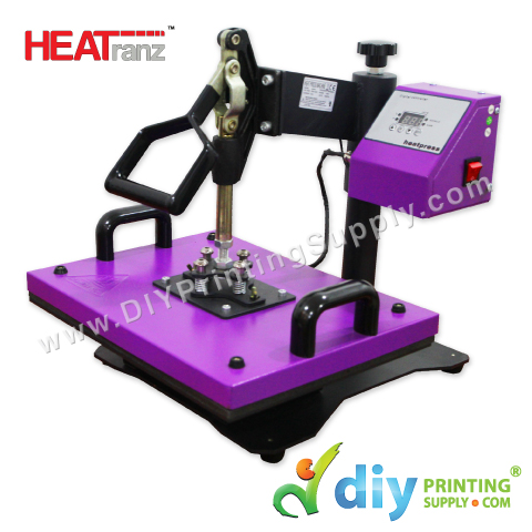 Digital Combo Heat Press (Europe) (HEATranz ECO) (38 x 30cm) [A4] [Digital Controller]