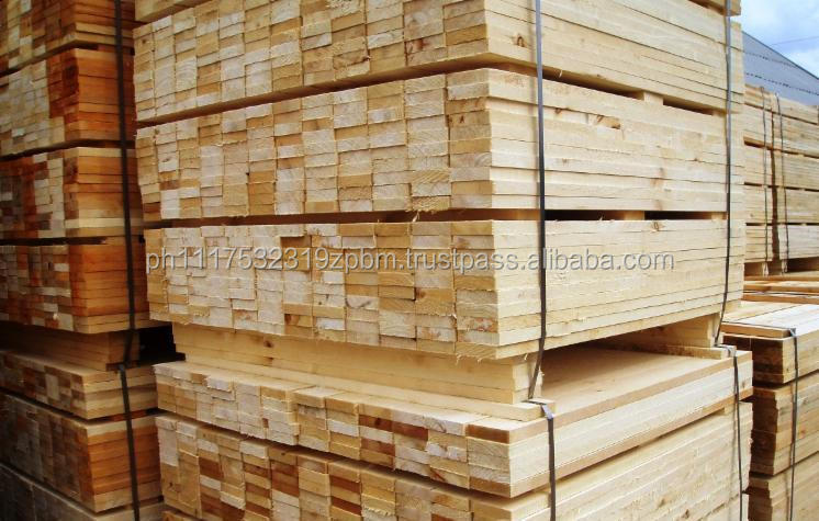 Pine/Spruce/Birch/Poplar Hard Wood and Beam (Pallet Elements from Ukraine)