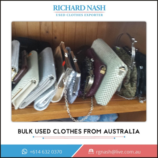 Standard Quality Second Hand Clothes/Shoes and Bags for Bulk Purchase