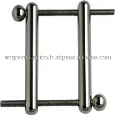 stainless steel ball stretcher clamps bondage ball stretcher clamps fetish stretcher Clamps sex adult