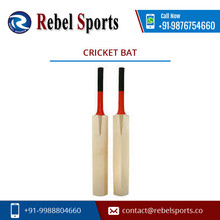 Good Quality Full Length Kashmir Willow Cricket Bat Available in Various Colors