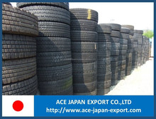 Used high quality tire at a reasonable price from Japanese tire dealers