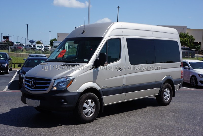 Used LHD Mercedes Benz Sprinter VIP Van BlueTech 2012