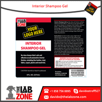 Most Effective Car Interior Shampoo with Private Label option