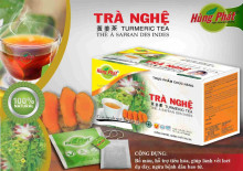 Turmeric Tea - Health herbal tea