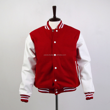 Pink baseball varsity /Leather Varsity jacket/New Varsity Letterman Baseball Jacket