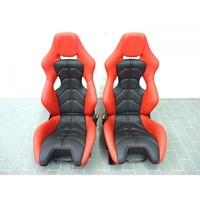 458 Racing Leather Seats