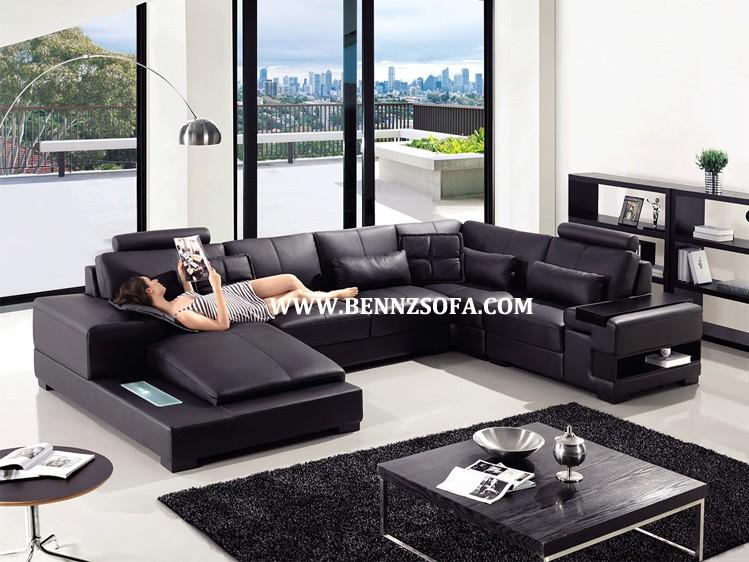 Wholesales Fashionable China Living Room Sofa Furniture With Led Buy China