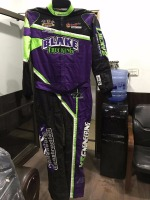 Single Layer FR Cusom race suit