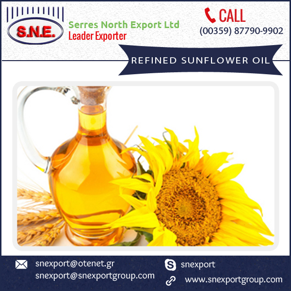Superior Quality Certified Factory Selling Sunflower Oil Available at Bulk Rate