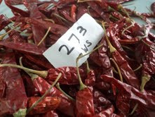 dry red chilli wholesalers