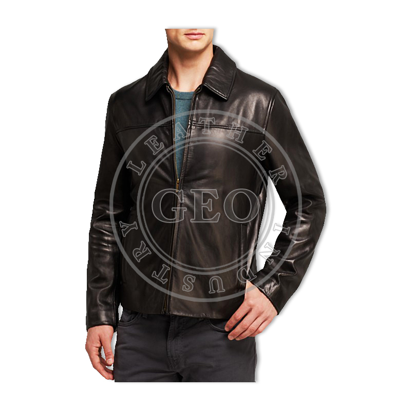 Men Genuine Leather Jackets For Latest Fashion