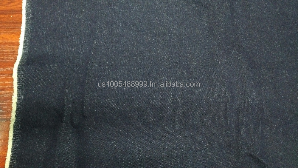 Stock Lot 100% Cotton Indigo Denim