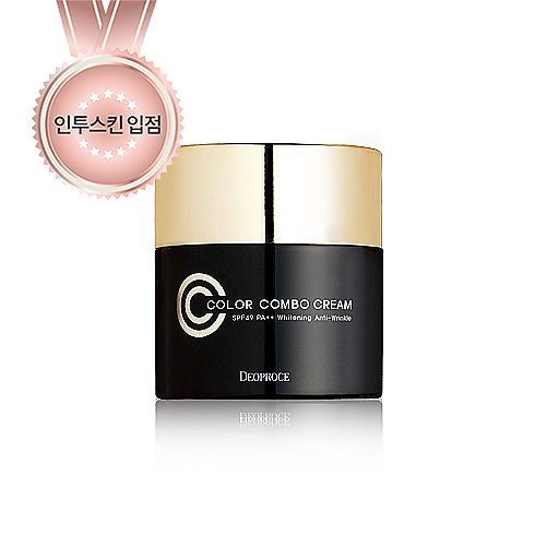 DEOPROCE Color Combo Cream - Korean Cosmetics