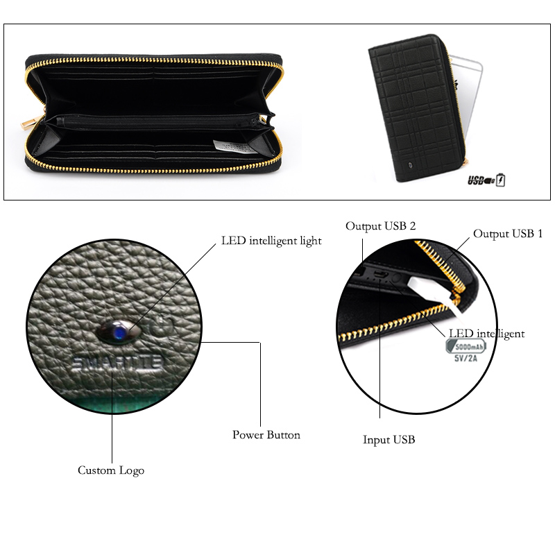 Geniune leather credit card case. leather card case wholesale with cheap price