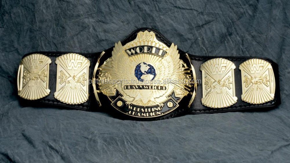 Wrestling Wing Eagle Heavyweight Wrestling Champion ship Belt Wrestling Champion Belt , Adult size / Championship Belts