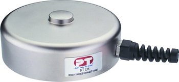 Low Profile Mini Disc Compression Load Cell LPX