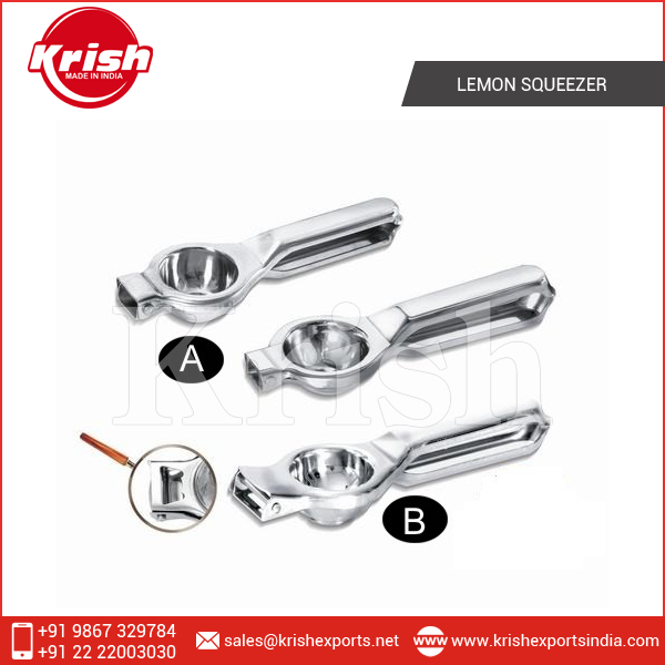 Premium Quality Stainless Steel Lime / Lemon Squeezer for Sale