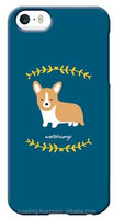FOWN Welsh Corgi Case for iPhone 5/5S - Authentic Korean Product