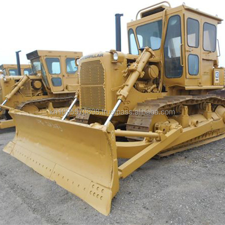 Used CAT Bulldozer D7G price cheap /caterpillar dozer