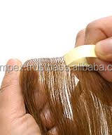 2016 new selling natural look 10-30 inch brazilian remy tape hair extensions